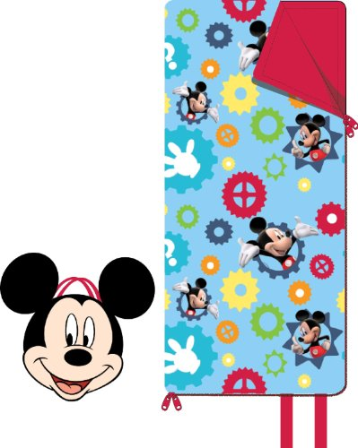 More image Disney Mm Mickey Pillow On The Go