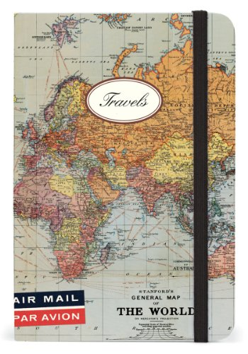 cavallini-small-notebooks-world-map-travels-4-x-6