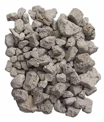 Gardeco Pumice-4l 4l Lava Stones Bag - White from Gardeco