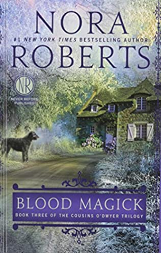 book cover of Blood Magick