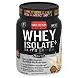 Six Star Elite Series Whey Isolate Plus, French Vanilla Cream, 1.5 lb (680 g)