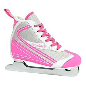 Buy Lake Placid Starglide Girl's Double Runner Figure Ice Skate by Lake Placid