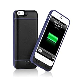 Ugreen Battery Case Compatible for iPhone 6 6s, 3100mAh External iPhone charger MFI