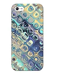Dukancart Apple iPhone 5/5s Patterns & Ethnic Multicolor Back Cover DDAEI50352