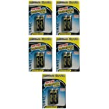 Skywok 5 Packs Of 10 Pieces 2800mah AA 1.2V, Rechargeable Ni-Mh Batteries 2800 MAh AA Size
