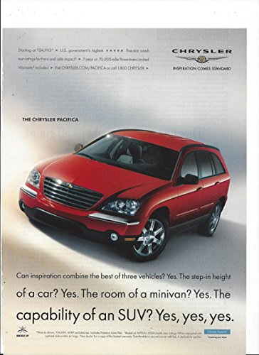 print-ad-for-2004-red-chrysler-pacifica-suv-car-yes-print-ad