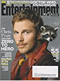 Entertainment Weekly July 18, 2014 How Chris Pratt Went From Zero to Hearo