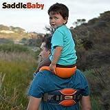 ショルダーアンクルストラップ付きキャリア/クッションシート SaddleBaby社【並行輸入】 ランキングお取り寄せ