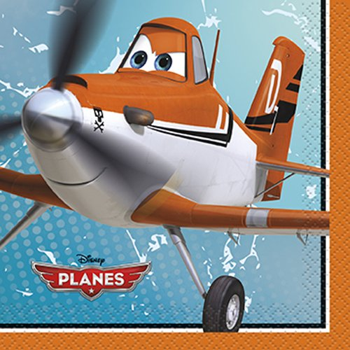 Disney Planes Beverage Napkins [16 Per Pack] - 1