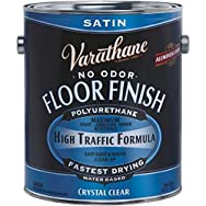 Varathane Water-Based Diamond Floor Finish-INT SAT W/B FLOOR FINISH