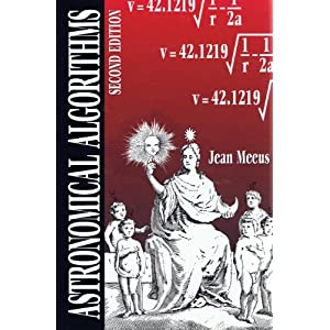 Buku Astronomi – Astronomical Algorithms