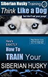 Siberian Husky, Siberian Husky Training A: Think Like a Dog,...