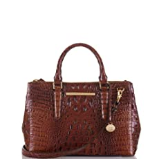 Small Lincoln Satchel<br>Pecan Melbourne