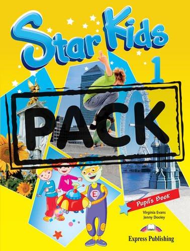 Star Kids: No. 1: Pupil's Pack (Latin America)