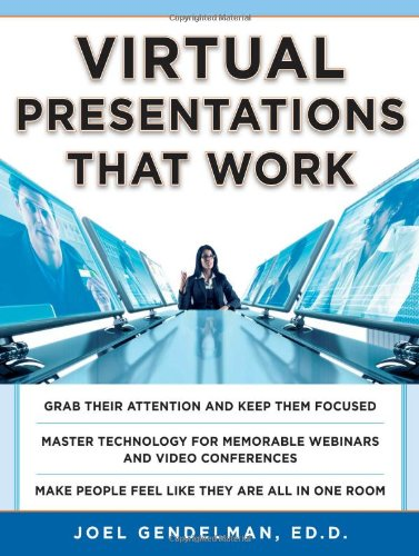 Virtual Presentations That Work