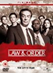 Law & Order - Season 6 [6 DVDs] [UK I...