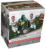 2008 Press Pass Signature Edition SE Football Cards - Factory Sealed Hobby Box - 9 AUTOGRAPHS (Possible Matt Ryan, Flacco or Darren McFadden ) & 3 Jersey Cards Per Box On Average!)