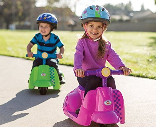 Razor Jr. Mini Mod Electric Scooter Rid-On Little Kids Moped, Green (Razor Electric Mod Scooter compare prices)