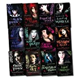 Rachel Caine The Morganville Vampires Collection Rachel Caine 12 Books Set (Last Breath, Bite Club, Ghost Town, Glass Houses, The Dead Girls Dance, Midnight Alley, Feast of Fools, Lord of Misrule, Carpe Corpus, Fade Out, Kiss of Death, Black Dawn)