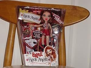 Bratz Rock Angelz Exclusive Meygan Doll