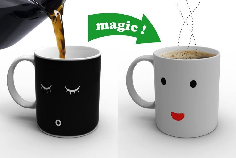 Morning Mug - Changes when Hot