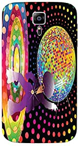 Timpax protective Armor Hard Bumper Back Case Cover. Multicolor printed on 3 Dimensional case with latest & finest graphic design art. Compatible with Samsung Galaxy S-6 / S6 Design No : TDZ-28719