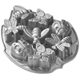 Nordic Ware Platinum Backyard Bugs Pan