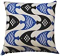 Dakotah Pillow Set, Set of 2 from Creative Home Furnishings, Inc. - OUTDOOR