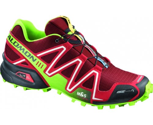 salomon speedcross 3 blue green velvet