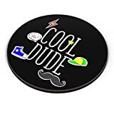 PosterGuy Fridge Magnet - Cool Dude - Swag | Designed by: Absolute Studio