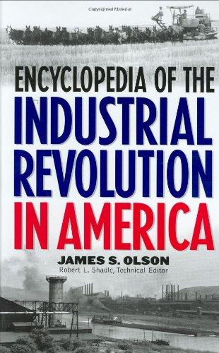 reasons behind the industrial revolution essay