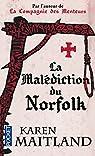 La mal�diction du Norfolk par Maitland