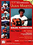 Mel Bay Play Solo Flamenco Guitar with Juan Martin, Vol. 2 + CD and DVD
