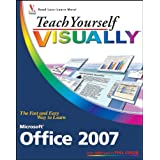 Teach Yourself Visually Microsoft Office 2007 (Teach Yourself VISUALLY (Tech))by Sherry Willard Kinkoph