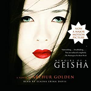 Memoirs of a Geisha Audiobook