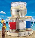 Margaritaville Tahiti Frozen Concoction Maker with 3 Fully...