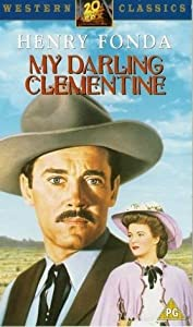 My Darling Clementine [VHS]