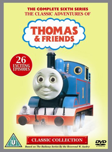 Thomas and Friends - the Complete Sixth Series [DVD]