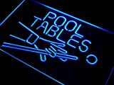 ADV PRO i009 b Pool Tables Room Neon Light Sign