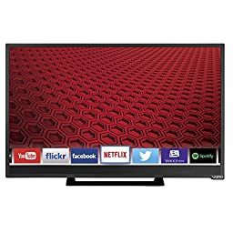 Vizio E24-C1  24-Inches 1080p Smart LED TV (2015 Model)