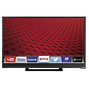 VIZIO E24-C1 24-Inch 1080p Smart LED HDTV