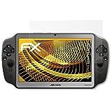 3 x atFoliX Protezione schermo Archos GamePad (A70GP) Pellicola Pellicola protettiva - FX-Antireflex anti-riflesso