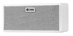 Zoook Bluetooth Speaker ZB-BOX (White)