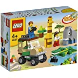 Lego Briques - 4637 - Jeu de Construction - Set de Construction - Safari