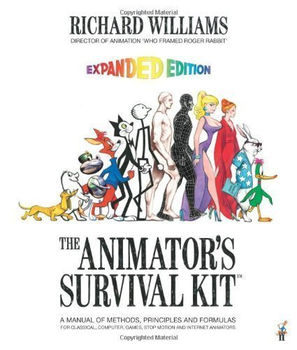 The Animator's Survival Kit, Expanded Edition: