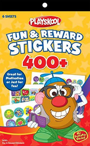 Playskool 400+ Reward Stickers Booklet - 1