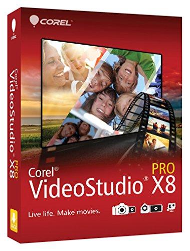 Corel VideoStudio Pro X8 (Old Version) (Premier Video Editing Software compare prices)