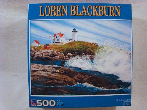 Loren Blackburn 500 Piece Jigsaw Puzzle: Guiding Light