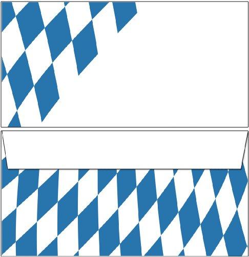 50-pieces-envelopes-design-bavaria-white-blue-6152