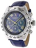 COGU コグ デザイナー コジモ グッチ プロデュース メンズ腕時計 HALD プレシャスブルー BLB